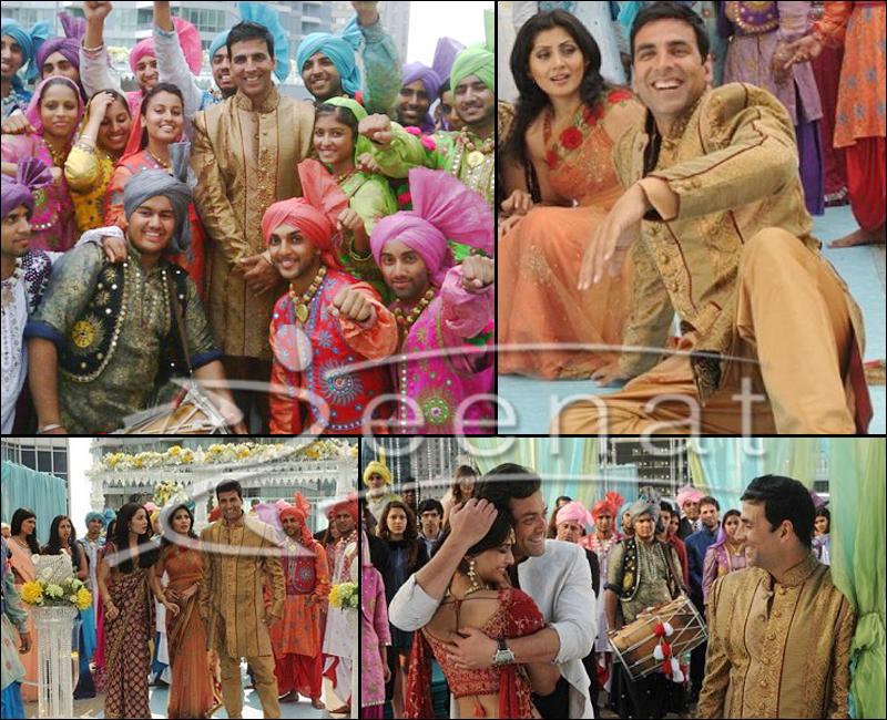 Bollywood Sherwani Kurta Pajama