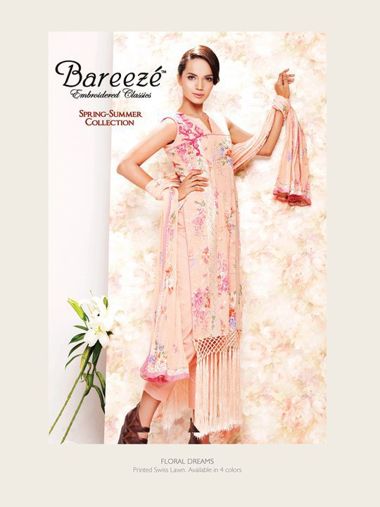 Aminah Sheikh Bareeze Embroidered Collection