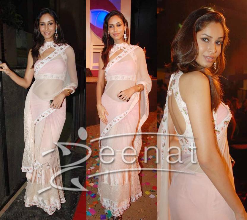 Designer Blouse Saree