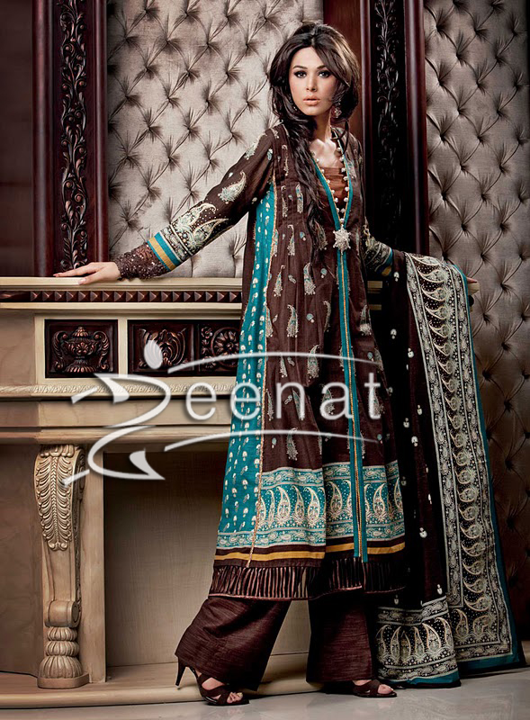 Ayyan In Gul Ahmed Collection 2011