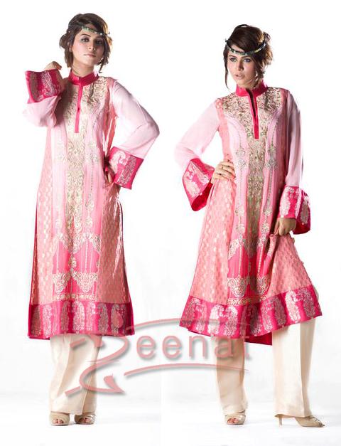 Ayyan In Threads And Motifs Salwar Kameez