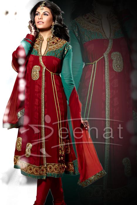 Jacqueline Indian Angrakha Style