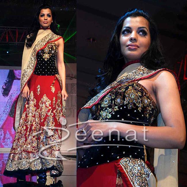 Mughda Indian Designer Saree