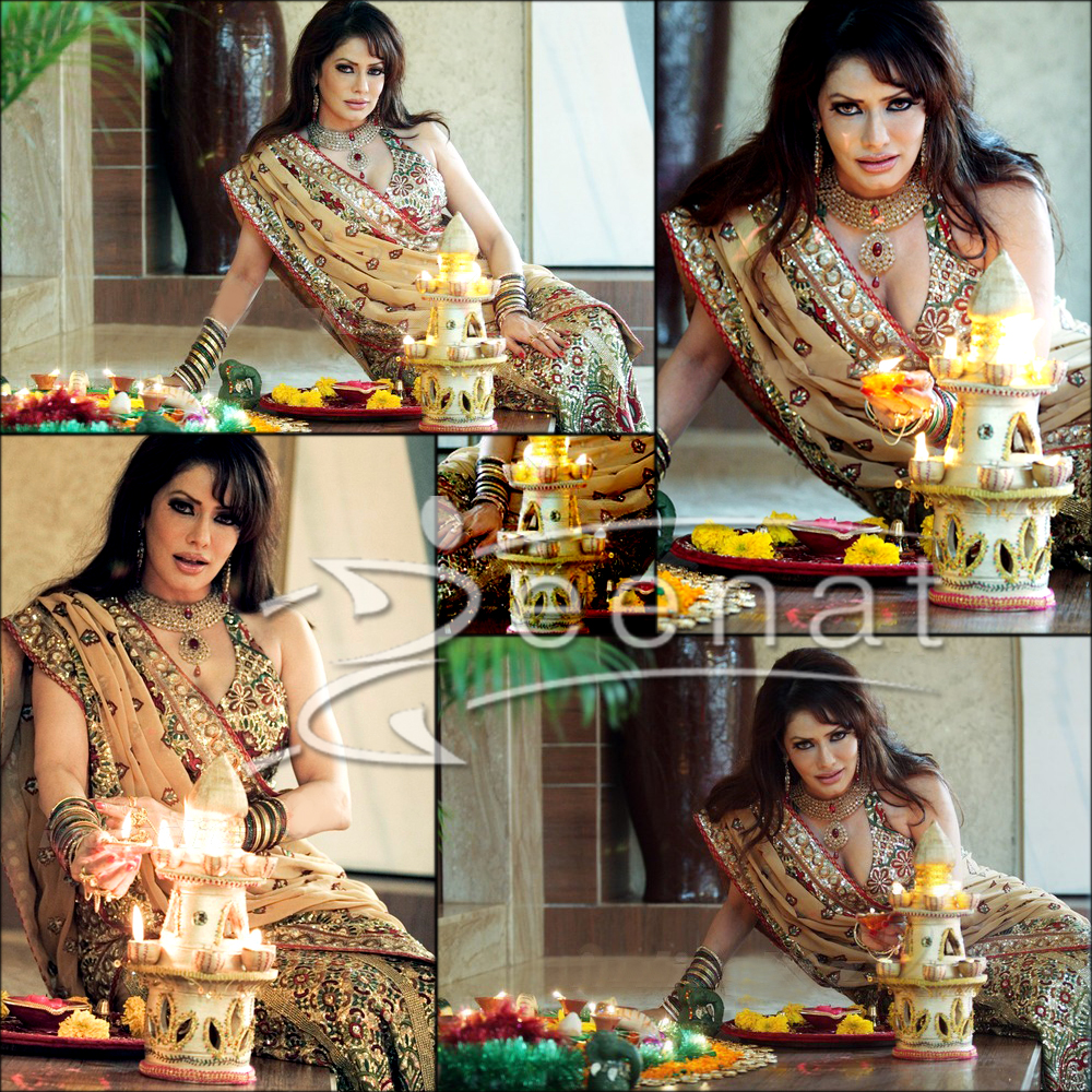 Poonam Indian Lehenga Choli - Bridal Wear