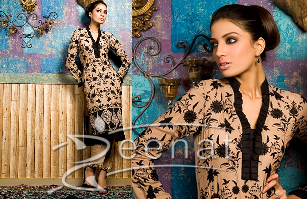 Rabia Butt In Threads and Motifs
