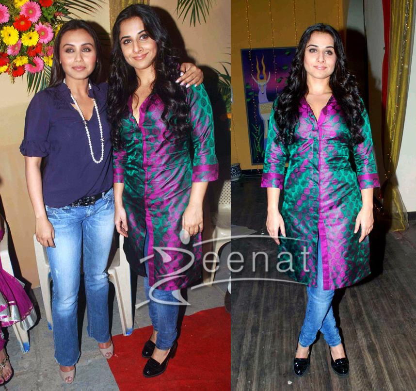 Banarsi Tunic with Casual Skinny Jeans