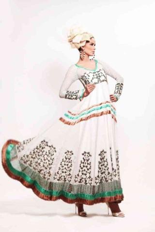 Ahmad Bilals Latest Women Collection   Neha Ahmed