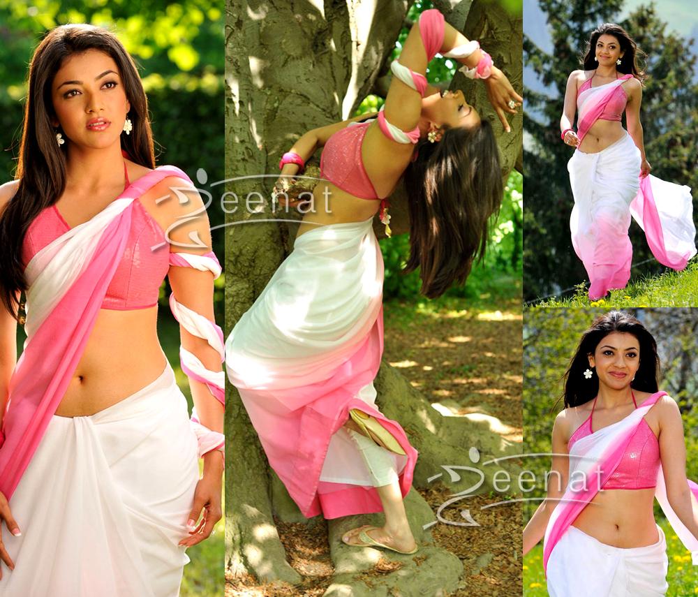 Kajal Aarwal Indian Sarees | South Indian Actress