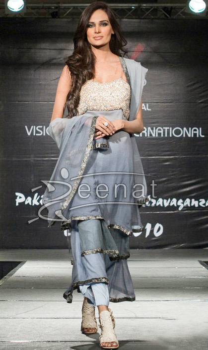 Mehreen Syed Parallel Pant Suit