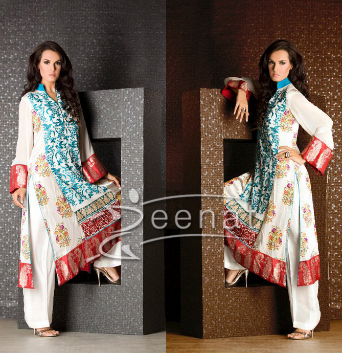 Nadia Hussain In Threads And Motifs