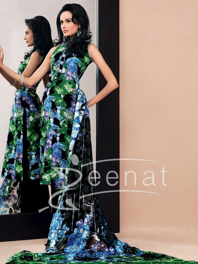 Mehreen Syed In Parallel Gul Ahmed Collection