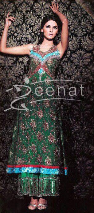 Neha In Designer Clothing Parallel Suit