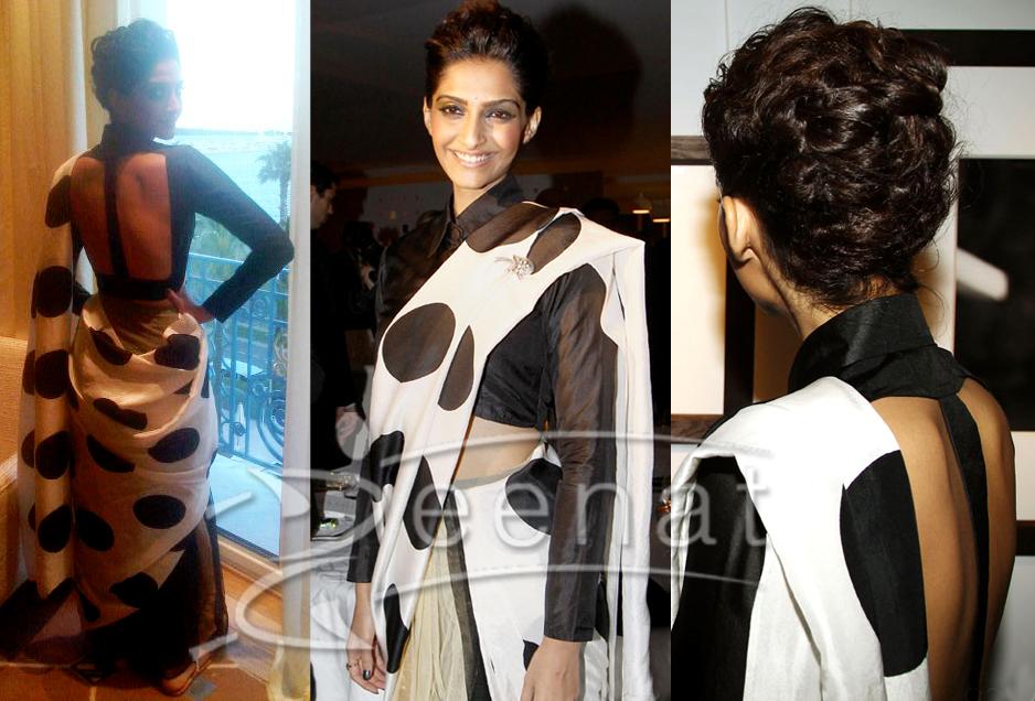Sonam Kapoor Designer Indian Sarees
