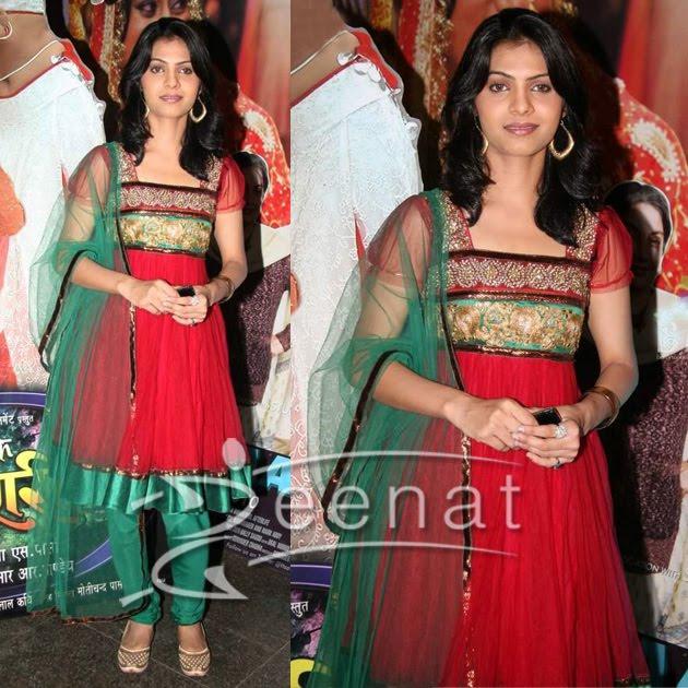 Tanisha Indian Churidar Frock