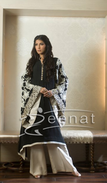Vaneeza Ahmed In Threads and Motifs