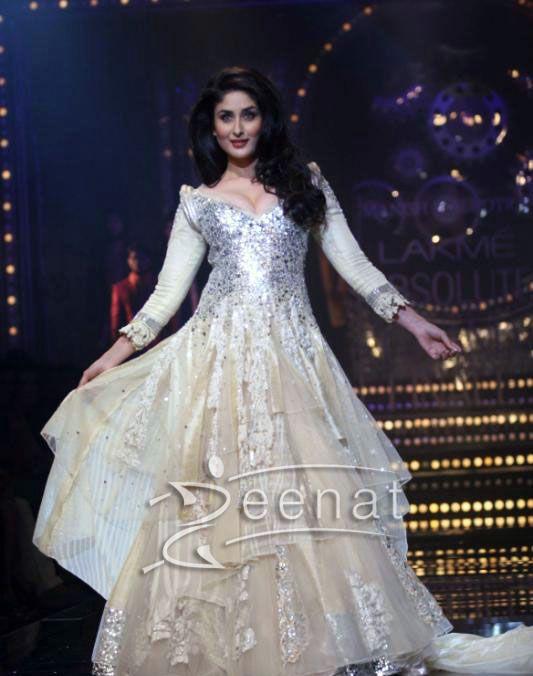 Kareena Kapoor In Manish Malhotra Styles