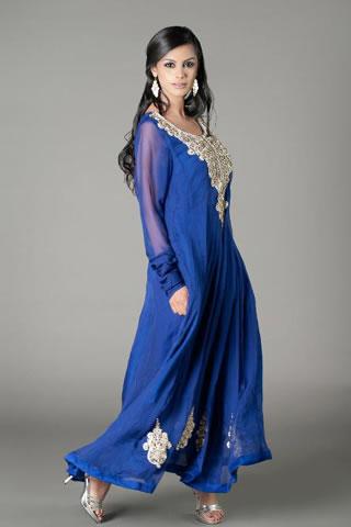 Ayesha Khurram Formal Collection 2011-2012