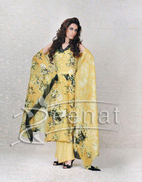 Iman Ali Parallel Pajama Suit