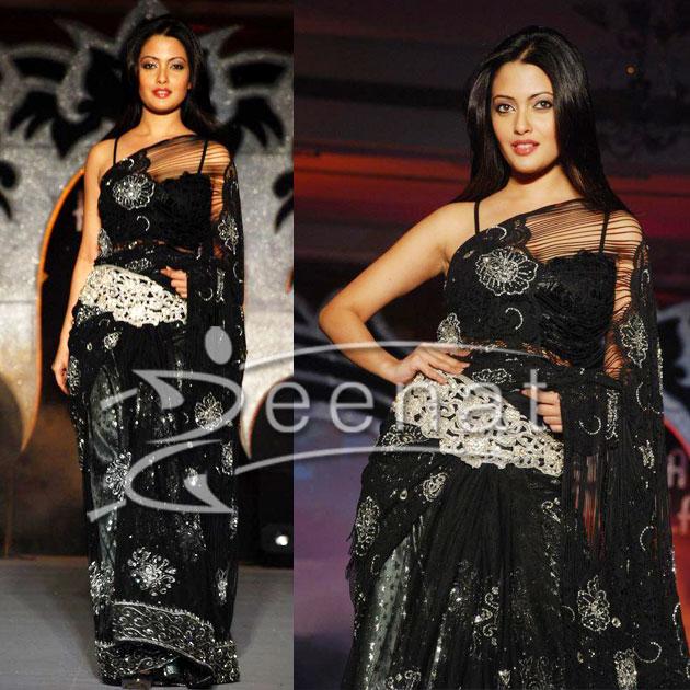 Riya Sen Designer Saree