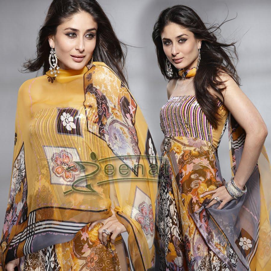 Kareena In Salwar Kameez style