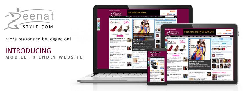 best responsive fashion website