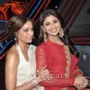 Shilpa Shetty In Anand Kabra and Nandita Mahtani Designer Anarkali Lehenga