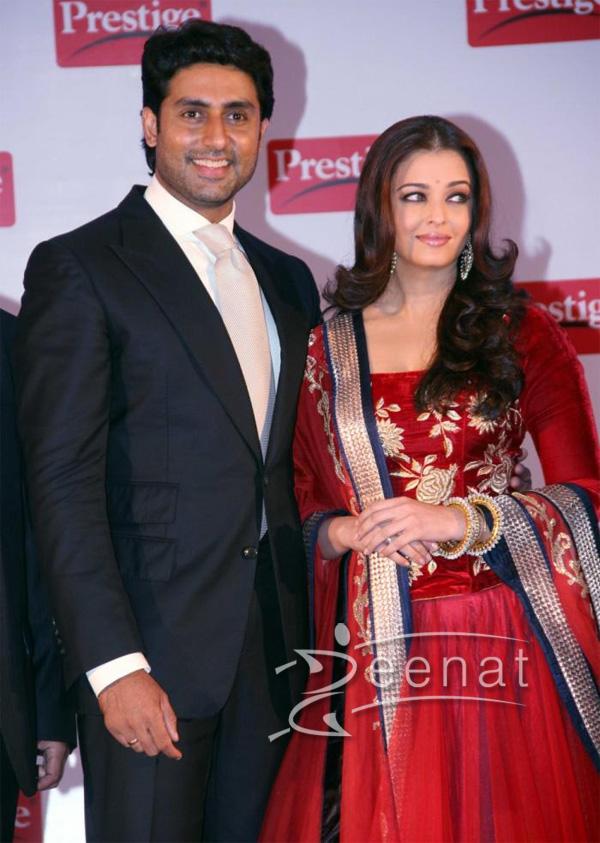 Aishwarya Rai Bachchan In Designer Lehenga Choli