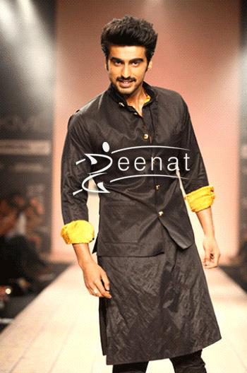 Arjun Kapoor In Kurta Salwar