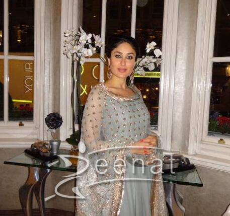 Kareena Kapoor In Designer Anarkali Churidar