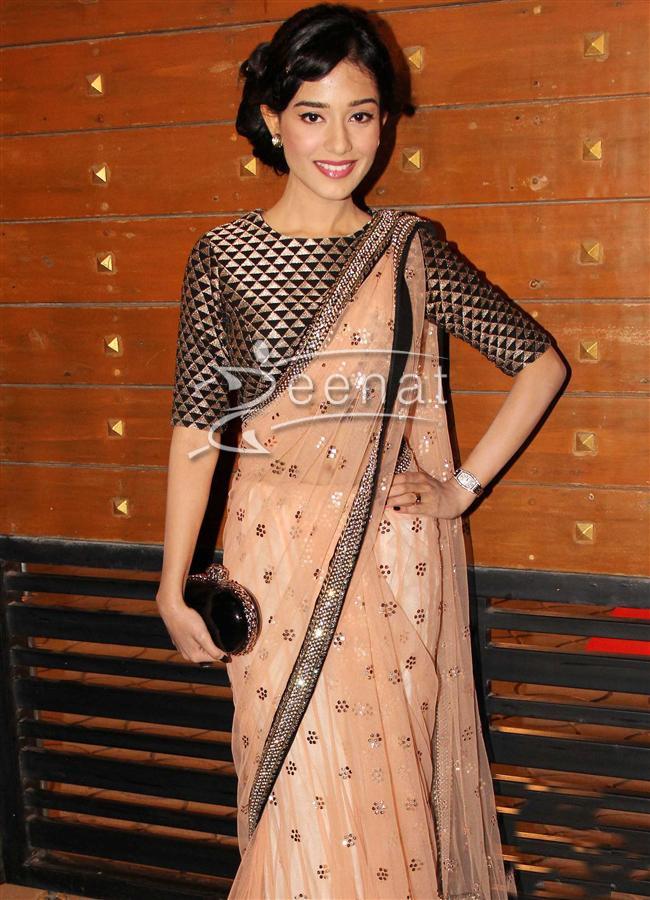 Amrita Rao at Idea Filmfare Awards 2014