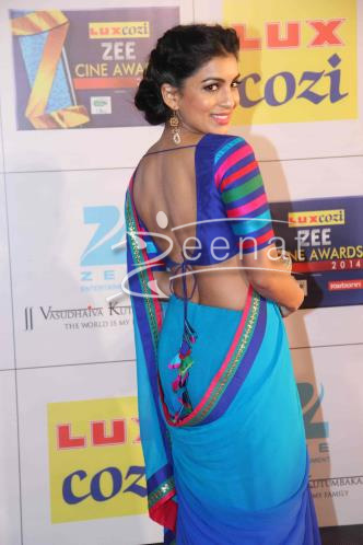 Pallavi Sharda In Bollywood Saree