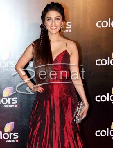 Aarti Chabaria In Designer Anarkali