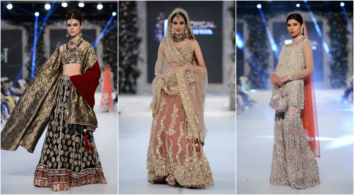 Maheen Taseer at PFDC Loreal Paris Bridal Week 2015 (1)