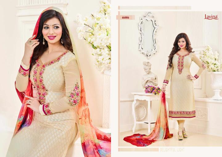 DESIGNER LAVINA - Ayesha Takia Salwar Kameez Bollywood Style (7)