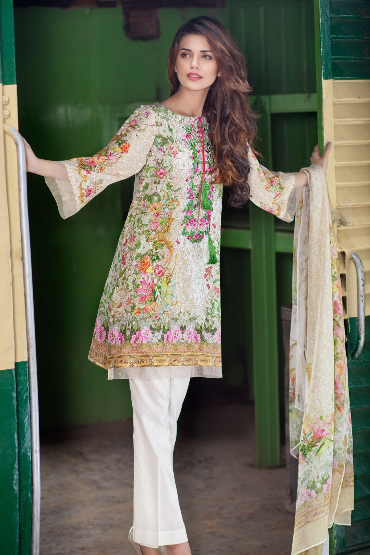 Mausummery Unstitched Summer Collection 2016 (2)