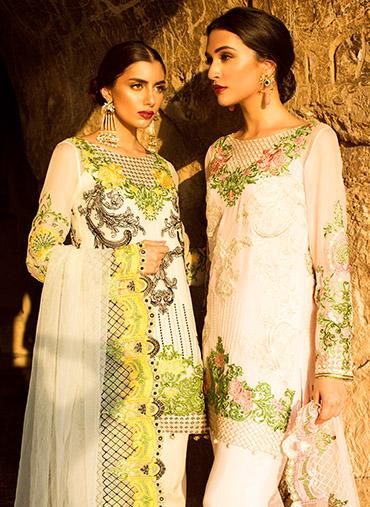 Saira Rizwan Luxury Chiffon EId Collection 2016 (17)