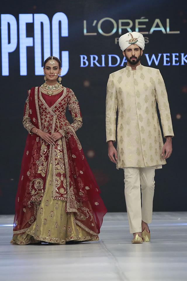 Zara Shahjahan Mehr-un-Nisa Collection at PLBW Day 2