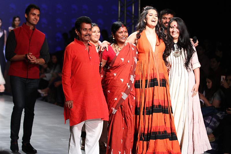 Virtues by Viral, Ashish & Vikrant at Amazon India Fashion Week 2017