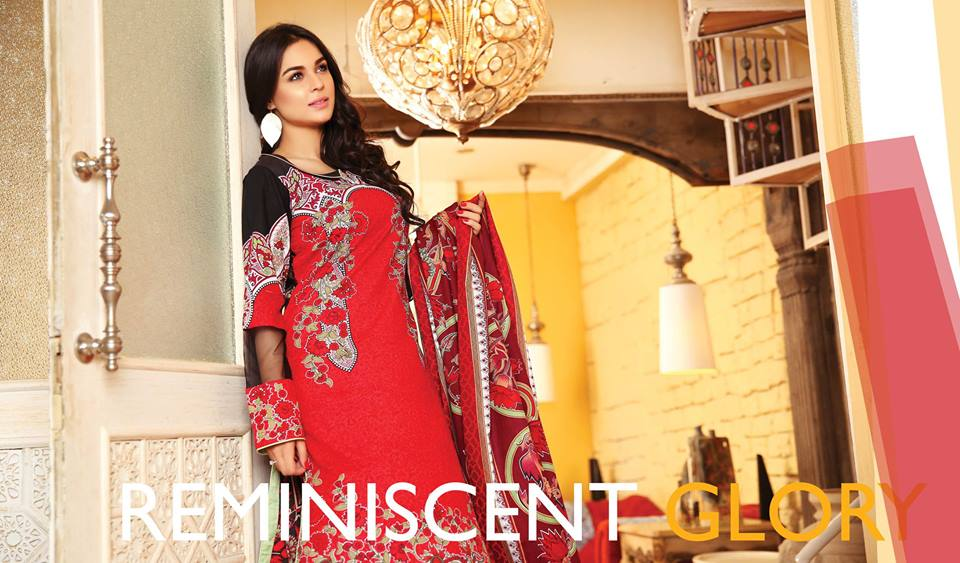 Egyptian Cambric Embroidered Collection