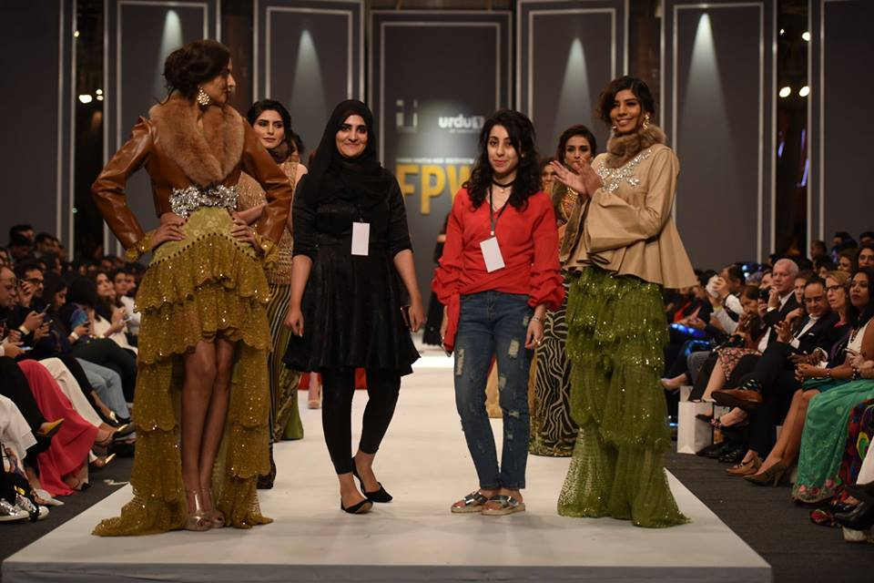 """Sobia Nazir """"The Forbidden Land"""" Collection at FPW2016 - Day 1"""