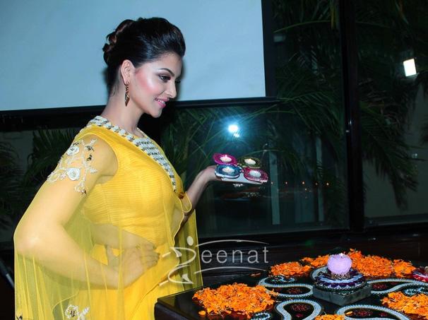 Urvashi Rautela For Diwali 2016