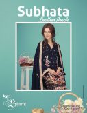Subhata Leather Peach Collection 2016