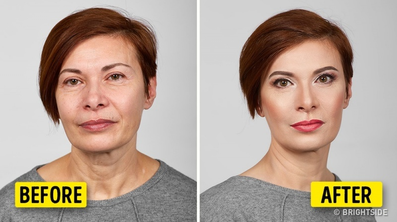 7 Tricks From a Makeup Artist to Help You Look Younger | Bright Side