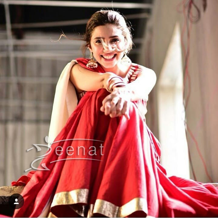 Mahira Khan at the promotions of 7 Din Mohabbat In
