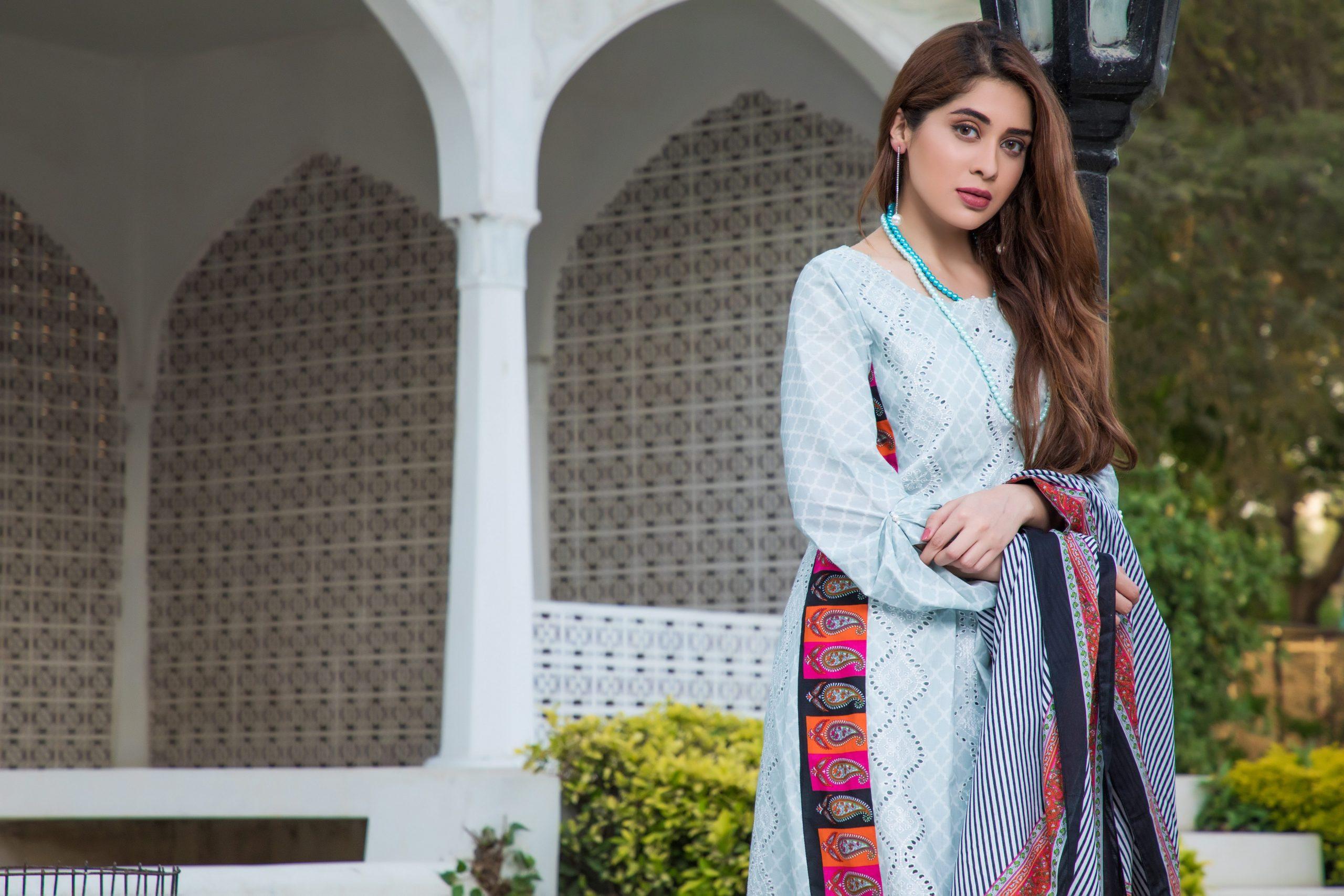 Subhata Designer Embroidered Lawn 2020